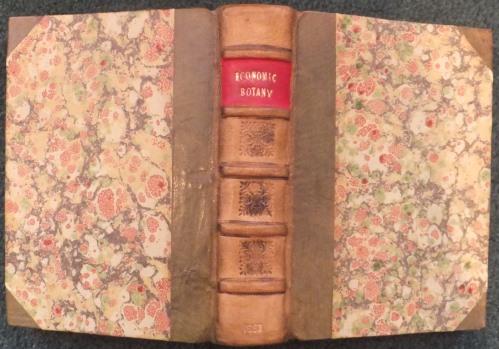 Economic Botany Book